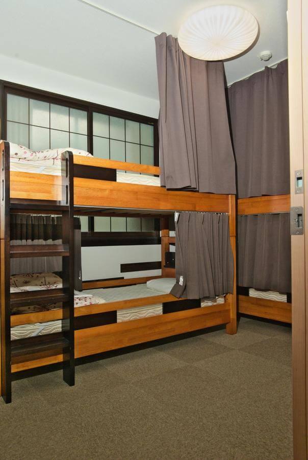 ゲストハウス京都インの部屋