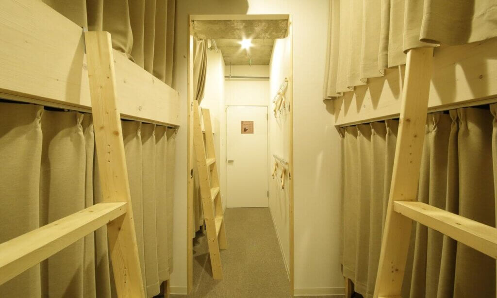 The Stay Sapporoの部屋