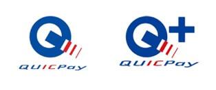 QUICPayのロゴです