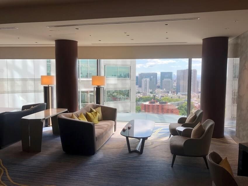 ストリングスホテル東京フロント