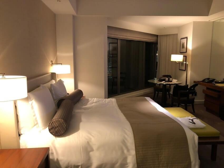 パレスホテル部屋