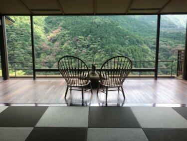 【予約が取れない旅館】箱根吟遊の『空』に宿泊【予約のコツも】