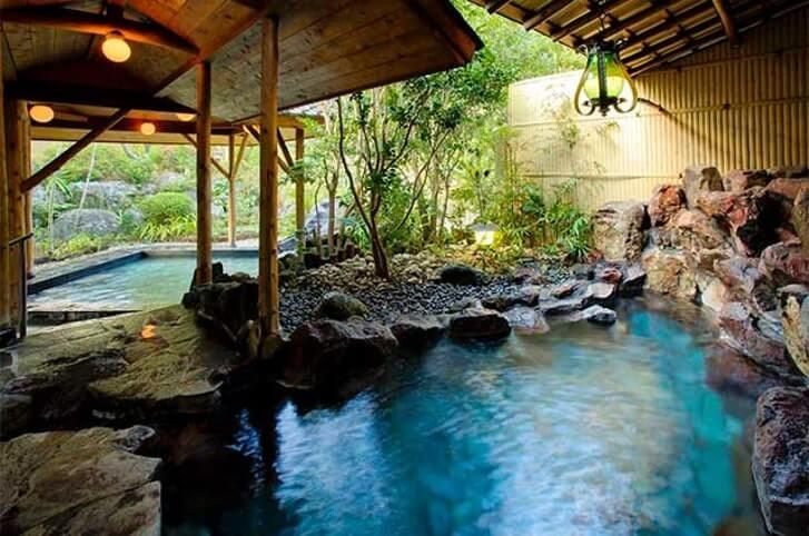 清流荘温泉