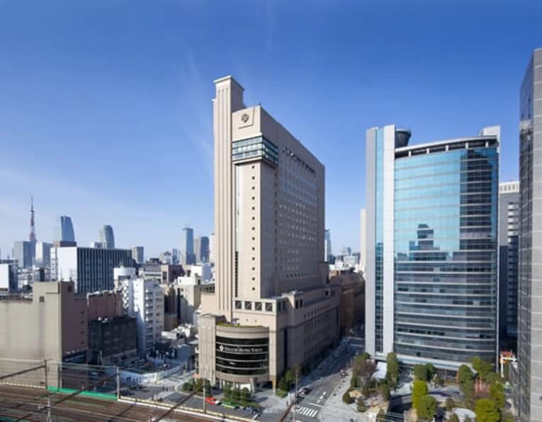 第一東京ホテル外観