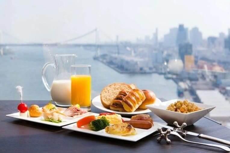 インターコンチネンタル東京ベイ朝食