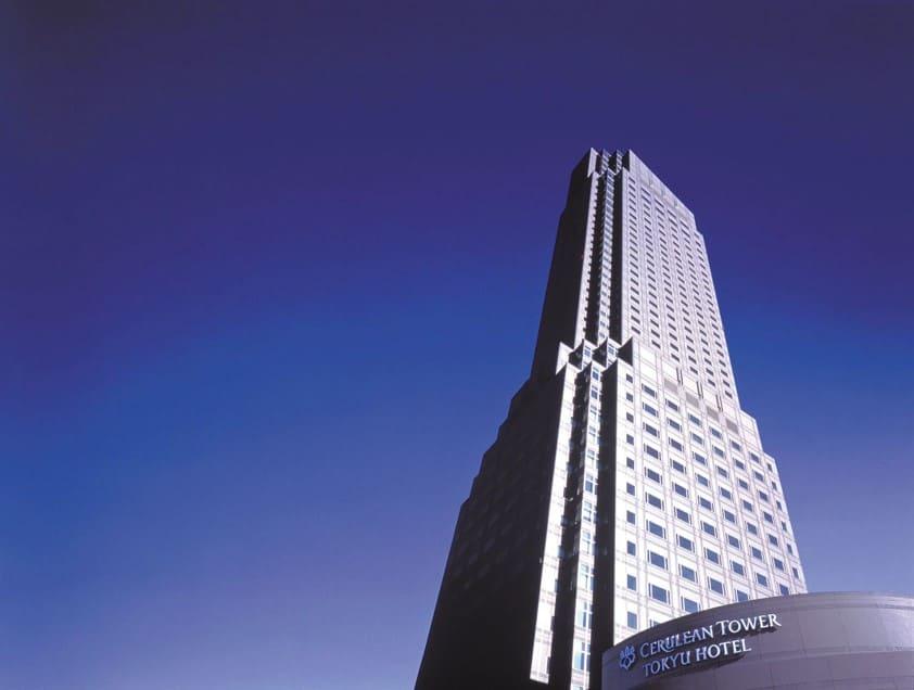 セルリアンタワー東京外観