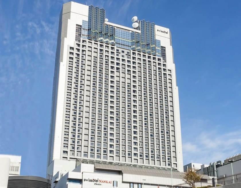 スイスホテル南海大阪外観