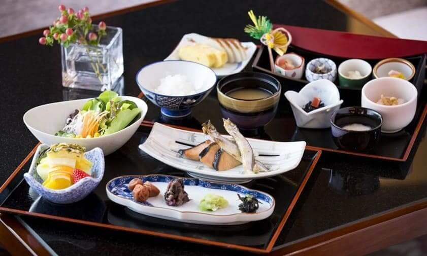 ANAクラウンプラザホテル大阪朝食